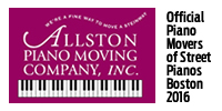 Allston Piano moving