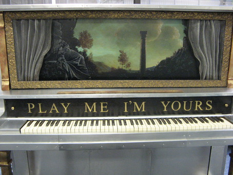 Featured image of piano